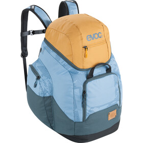 EVOC Boot Helmet Backpack 60L, multicolor